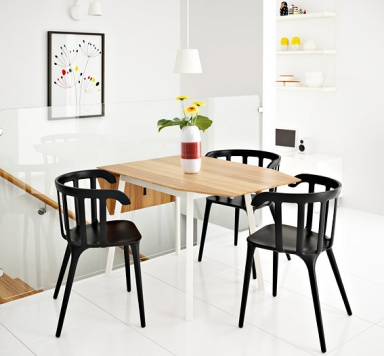 m bel bambus tisch ps kollektion von ikea bild 3 sch ner wohnen. Black Bedroom Furniture Sets. Home Design Ideas