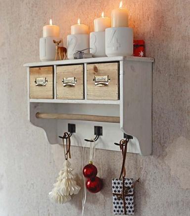 adventsbox pocket advent von loony design 15 moderne adventskr nze 14 sch ner wohnen. Black Bedroom Furniture Sets. Home Design Ideas