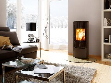 edelheizer kaminofen stovo s von spartherm kamine und. Black Bedroom Furniture Sets. Home Design Ideas