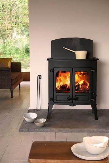 feuer kaminofen island ii ct von charnwood bild 55 sch ner wohnen. Black Bedroom Furniture Sets. Home Design Ideas