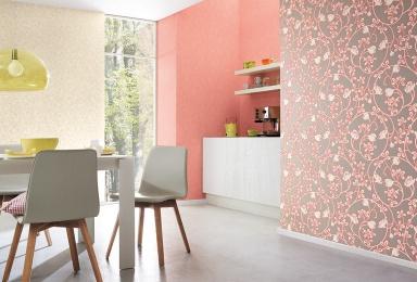 Fotostrecke glossy skandinavischer stil f r entspanntes for Tapete skandinavischer stil