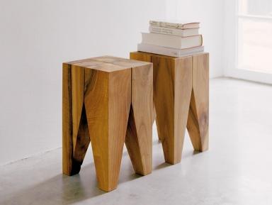 Möbel: Hocker \