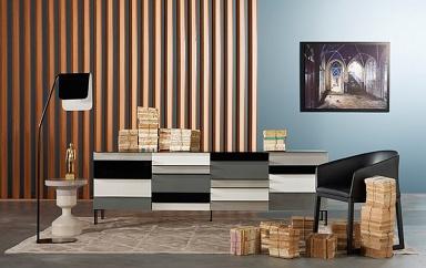 f r jeden wohnstil das passende sideboard sch ner wohnen. Black Bedroom Furniture Sets. Home Design Ideas