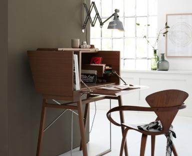 den arbeitsplatz verstecken die 15 besten wohntipps f rs schlafzimmer 5 sch ner wohnen. Black Bedroom Furniture Sets. Home Design Ideas