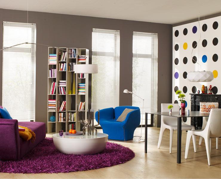 Pop-Art im Wohn- und Esszimmer