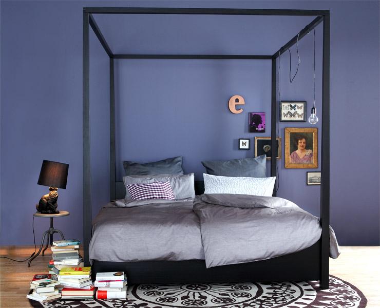 Wirkung von Farben im Schlafzimmer – ein Ratgeber: Neutral: Weiß im ...