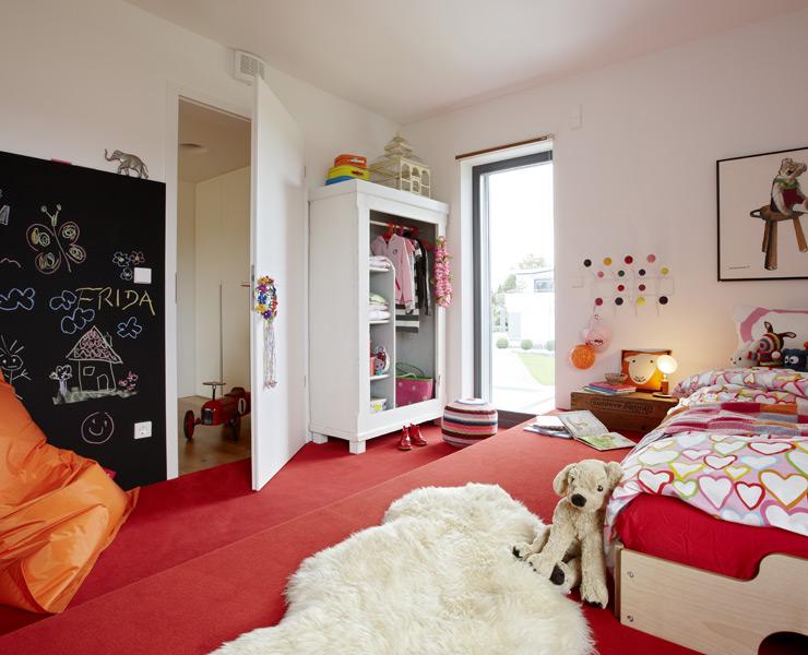Raumaufteilung im kinderzimmer wohnen wie im schöner wohnen haus
