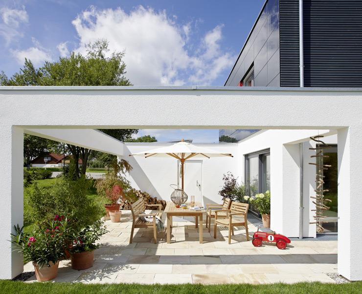 Häufig Terrasse: Ideen für die Terrassengestaltung - [SCHÖNER WOHNEN] JD81