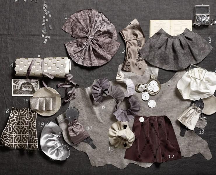 stoffe f r edle eleganz stoffe sch ner wohnen. Black Bedroom Furniture Sets. Home Design Ideas
