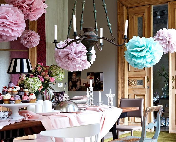 pastellt ne f r das esszimmer accessoire trends sch ner wohnen. Black Bedroom Furniture Sets. Home Design Ideas