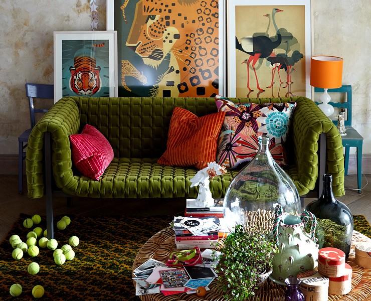 accessoires in herbstfarben accessoire trends sch ner wohnen. Black Bedroom Furniture Sets. Home Design Ideas
