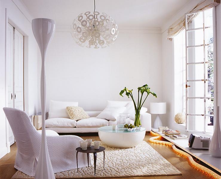 design : wohnzimmer weiß gestalten ~ inspirierende bilder von, Modern Dekoo
