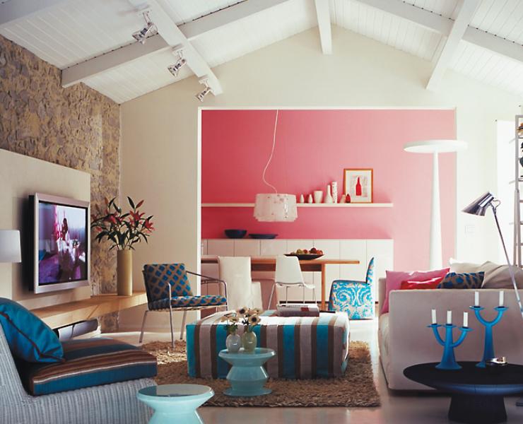 Leben in pastell wohnzimmer sch ner wohnen for Wohnzimmer pastell