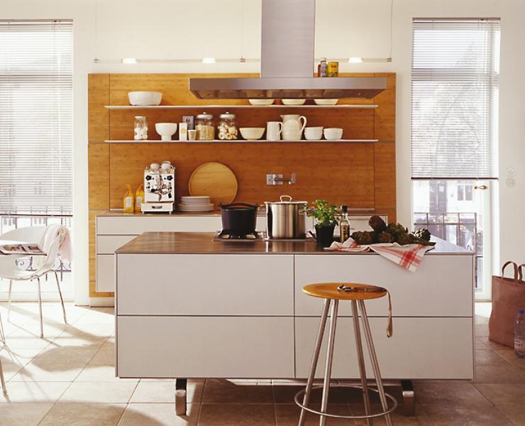 modern kochen und genie en. Black Bedroom Furniture Sets. Home Design Ideas
