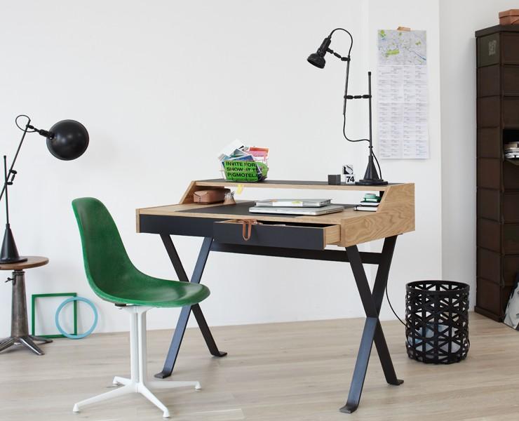 lampen und leuchten am arbeitsplatz bild 8 sch ner. Black Bedroom Furniture Sets. Home Design Ideas