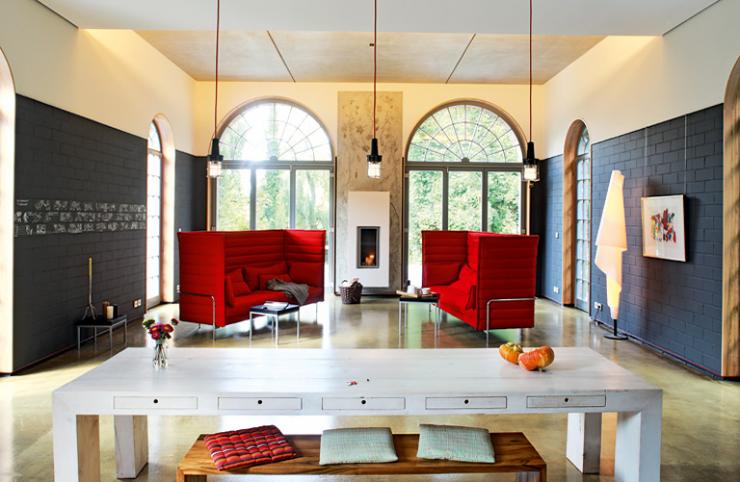 umgebaute gew rzm hle umbau sch ner wohnen. Black Bedroom Furniture Sets. Home Design Ideas