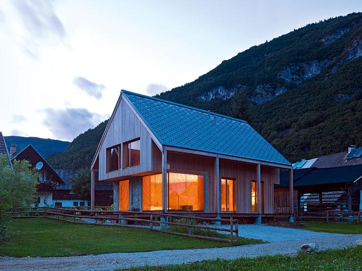 architektenhaeuser pures ferienhaus mit viel holz