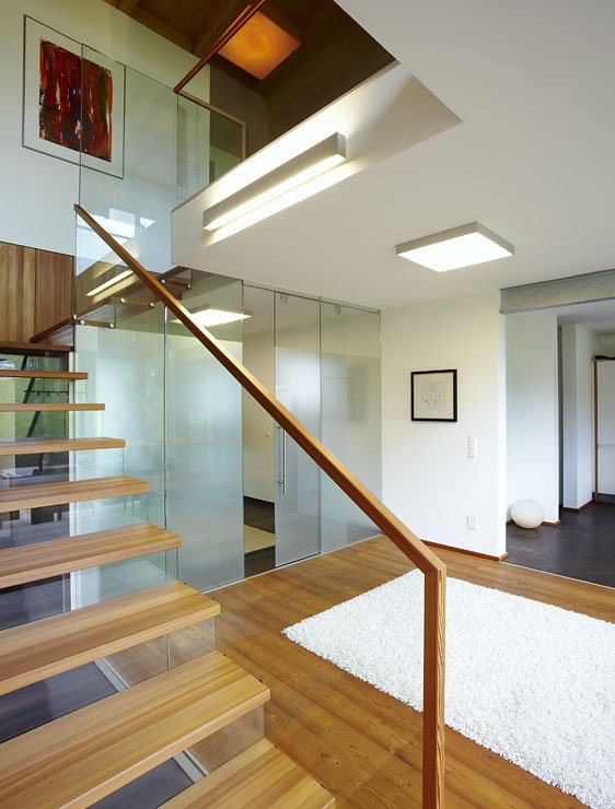 modernes landhaus fertigh user sch ner wohnen. Black Bedroom Furniture Sets. Home Design Ideas