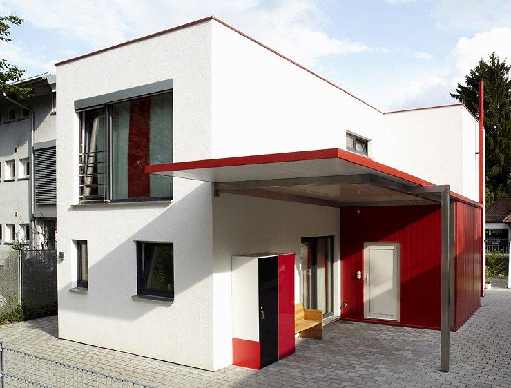 Bekannt Hersteller: Fertighaus Weiss: Baudaten/Architekt: Hersteller UH75