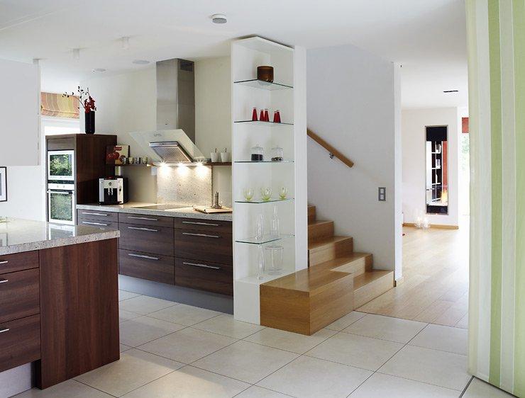 arbeiten und wohnen in einem fertigh user sch ner wohnen. Black Bedroom Furniture Sets. Home Design Ideas