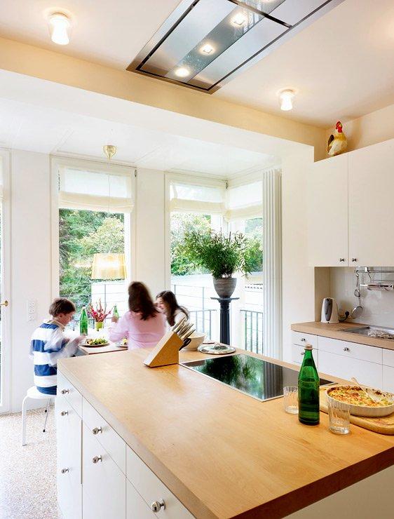 restauriertes patrizierhaus umbau sch ner wohnen. Black Bedroom Furniture Sets. Home Design Ideas