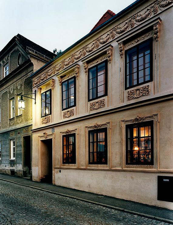 kologisch renoviertes stadthaus sch ner wohnen. Black Bedroom Furniture Sets. Home Design Ideas