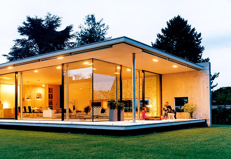 Fertigteilhaus bungalow flachdach  Bungalow: Vor- und Nachteile - [SCHÖNER WOHNEN]