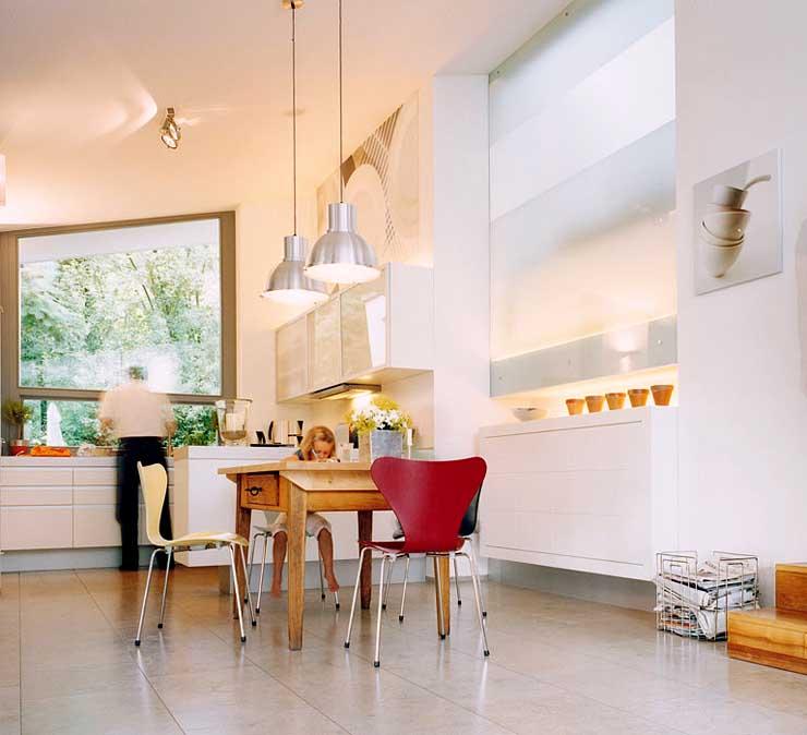 umgebautes haus aus den sechzigern umbau sch ner wohnen. Black Bedroom Furniture Sets. Home Design Ideas
