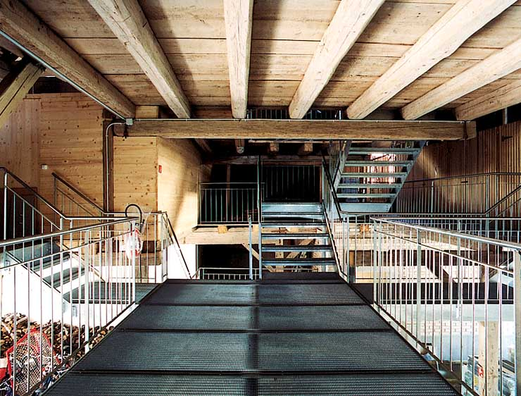 Renovierter bauernhof mit fachwerk umbau sch ner wohnen for Schaukelstuhl umbau