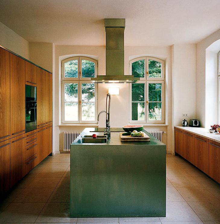 repr sentatives einfamilienhaus umbau sch ner wohnen. Black Bedroom Furniture Sets. Home Design Ideas