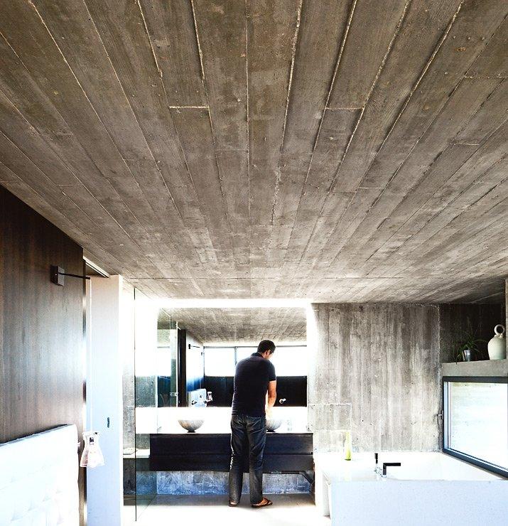 kosteng nstiges doppelhaus aus beton preisg nstige h user sch ner wohnen. Black Bedroom Furniture Sets. Home Design Ideas