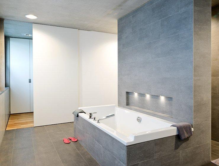badezimmer holzboden anthrazit – topby, Badezimmer