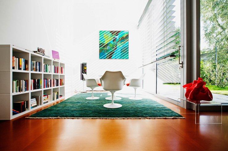 bungalow mit aluminiumfassade bungalows sch ner wohnen. Black Bedroom Furniture Sets. Home Design Ideas