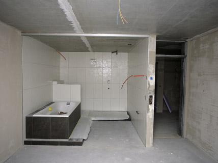 bad ohne privatsph re schlafzimmer sch ner wohnen. Black Bedroom Furniture Sets. Home Design Ideas