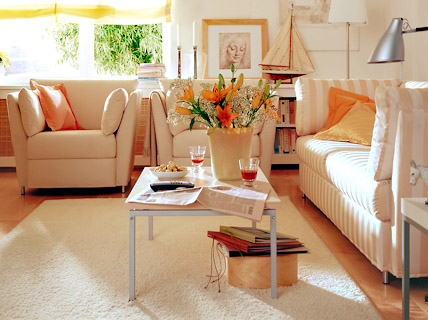 sofa sessel gallery wohn und esszimmer sch ner wohnen. Black Bedroom Furniture Sets. Home Design Ideas
