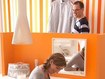 familientaugliche einrichtung schlafzimmer sch ner wohnen. Black Bedroom Furniture Sets. Home Design Ideas