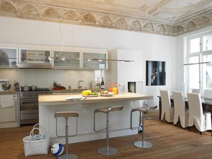 trick zum abschleifen alter dielen stadthaus sch ner wohnen. Black Bedroom Furniture Sets. Home Design Ideas