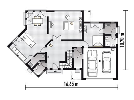Villa mit vielen möglichkeiten