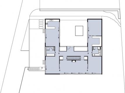 haus mit zwei gesichtern villen sch ner wohnen. Black Bedroom Furniture Sets. Home Design Ideas
