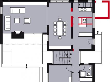 zuwachs nach ma umbau sch ner wohnen. Black Bedroom Furniture Sets. Home Design Ideas