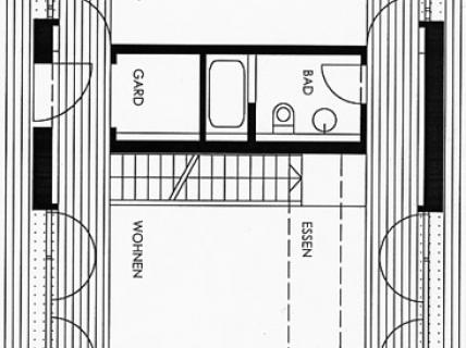 unsichtbar konomisch kleine h user sch ner wohnen. Black Bedroom Furniture Sets. Home Design Ideas