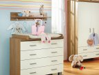 das babyzimmer einrichten einrichten sch ner wohnen. Black Bedroom Furniture Sets. Home Design Ideas