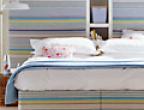 schlafzimmer mit urlaubsflair schlafzimmer sch ner wohnen. Black Bedroom Furniture Sets. Home Design Ideas